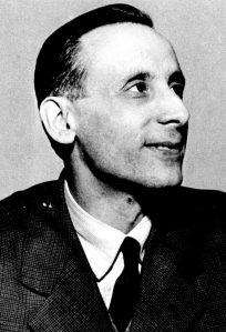 Il deputato della DC Giuseppe Dossetti.