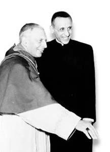 Lercaro e Dossetti al Vaticano II.