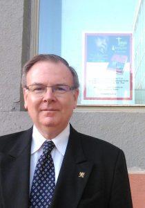 Ritratto del prof. Julio Loredo.