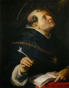 San Tommaso dAquino, il teologo cattolico per eccellenza.