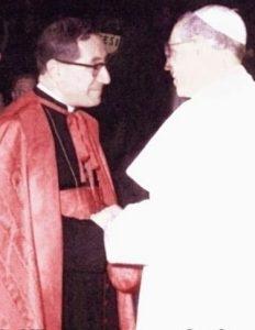 Pio XII nutriva una grandissima stima verso il card. Siri.