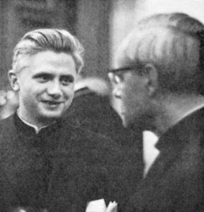Ratzinger e Rahner al Vaticano II.