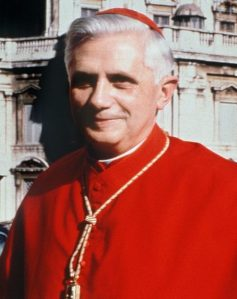 Joseph Ratzinger,