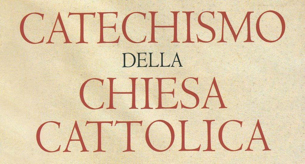 Risultati immagini per catechismo chiesa cattolica
