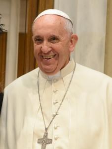 Franciscus_in_2015