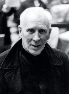 Il gesuita H. de Lubac, amico di Montini e Wojtyla.