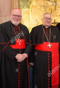 R. Marx e K. Lehmann, due pietisti più misericordiosi di Gesù.