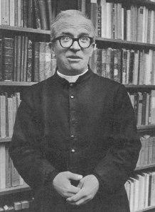 Padre Cornelio nel 1974.