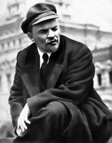 Lenin, punto di riferimento dei liberazionisti.