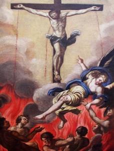 Il Sangue di Gesù lava le nostre colpe