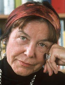 Luise Rinser, amante di Rahner dal 1962 al 1984.