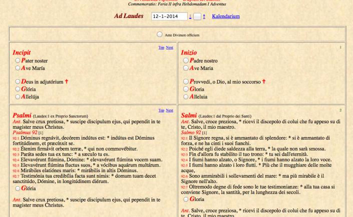 Il Matrimonio Romano Versione Latino : Il breviario romano in latino e italiano cooperatores