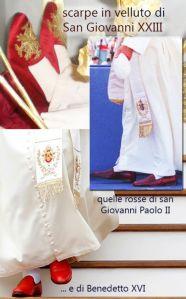 Giovanni Paolo II (1978-2005) e Benedetto XVI (2005-2013).