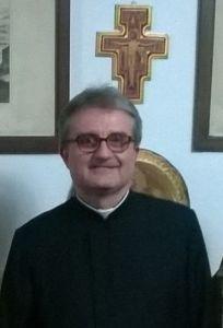 P. Giovanni Scalese ritratto durante il gennaio del 2015.