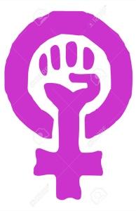 perversamente significativo il simbolo femminista