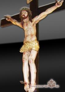 Da questo Crocefisso, San Padre Pio ricevette le stimmate