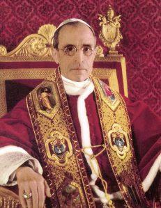 Il ven. Pio XII
