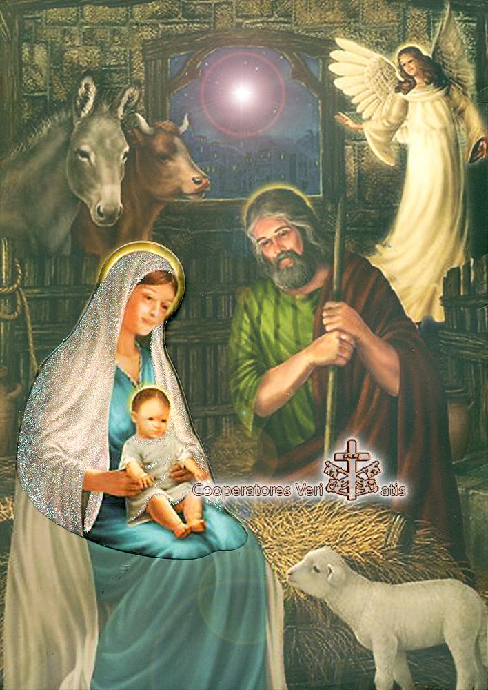 Ben noto Gesù Bambino e il Suo Natale di tutti e di nessuno – Cooperatores  FW72