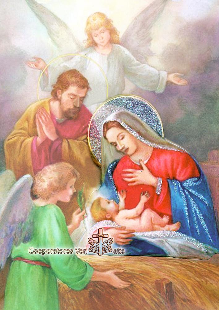 spesso Gesù Bambino e il Suo Natale di tutti e di nessuno – Cooperatores  GF55