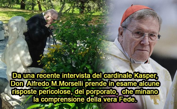Il luterano, la prostituta e il Cardinale Kasper