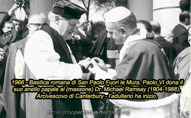 Caro Paolo VI: la messa nuova fu davvero scelta infausta… tradimento.