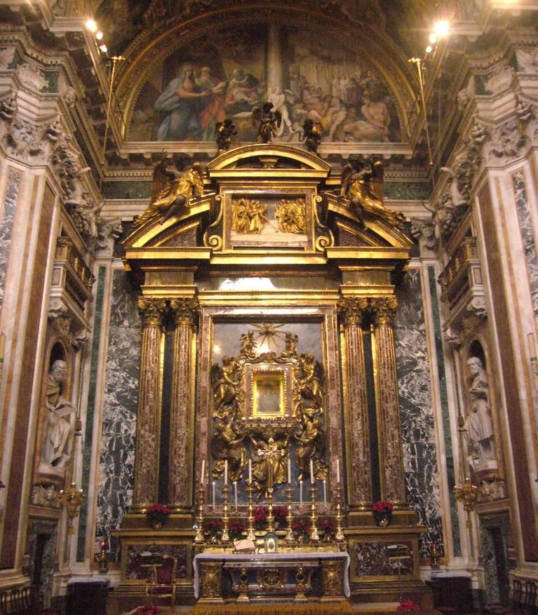 La Salus Populi Romani: cara ai Papi e alla Città eterna