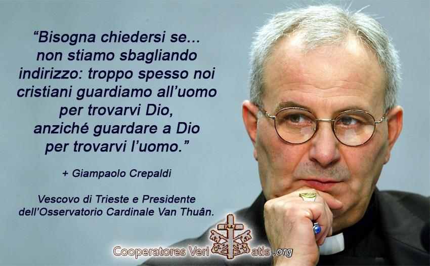 Dichiarazione Arcivescovo Crepaldi per la morte di Noa: abbiamo tollerato troppo