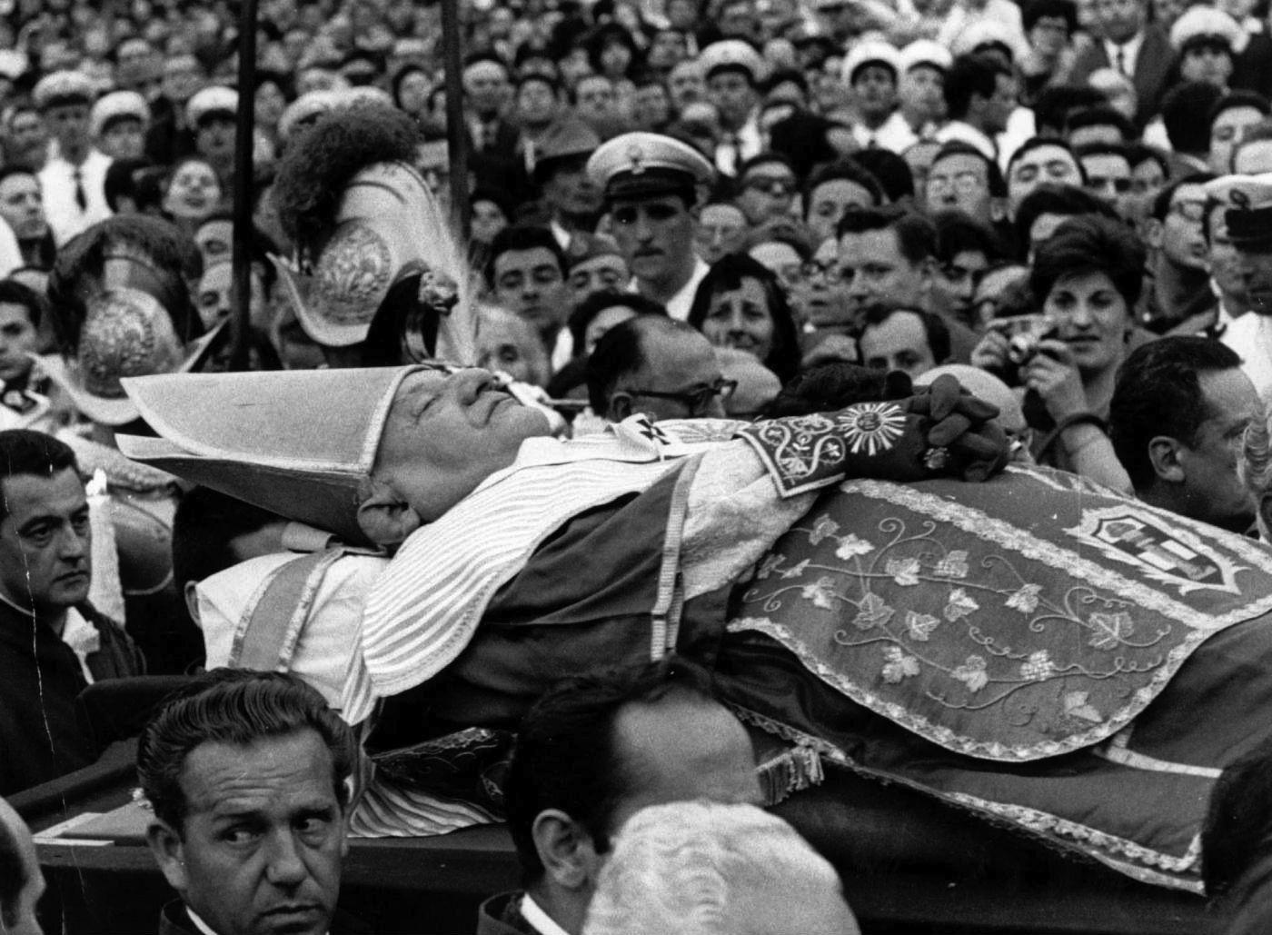 Testamento Spirituale del Sommo Pontefice Giovanni XXIII