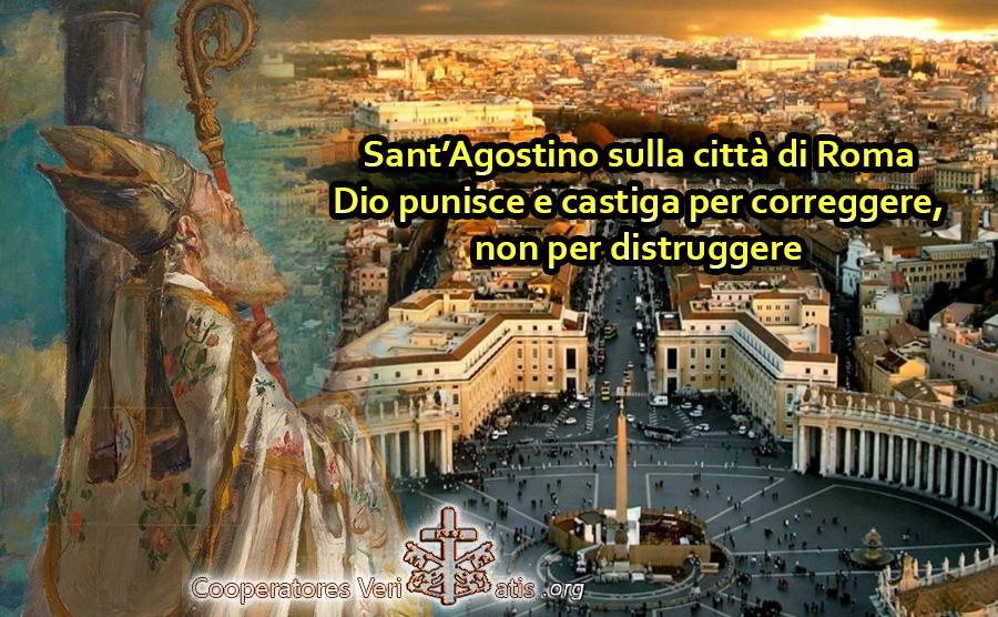 Sant'Agostino: La rovina della Città di Roma